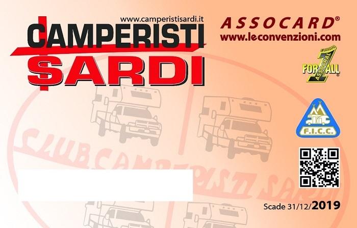 TESSERAMENTO ANNO SOCIALE 2019