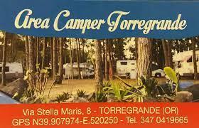 Area Sosta Torregrande