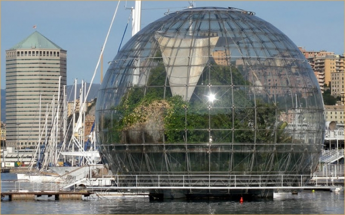 Biosfera - Genova