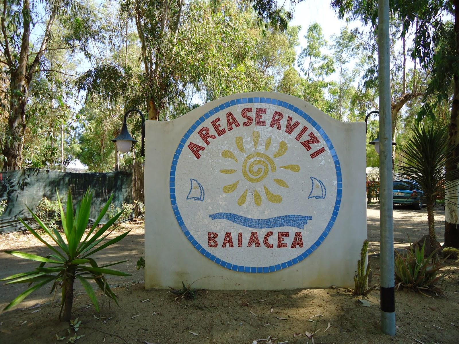 Area Attrezzata Camper Baia di Cea